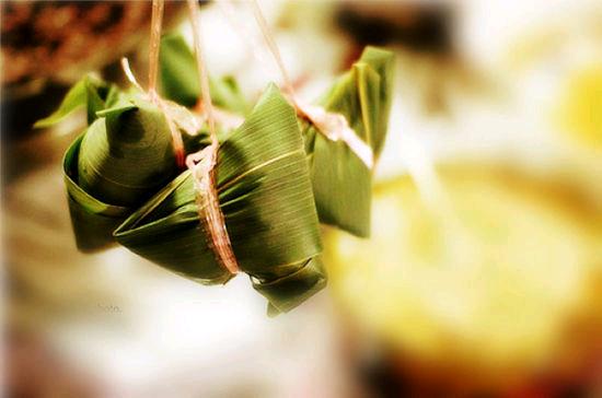 美味香粽里的古典诗词